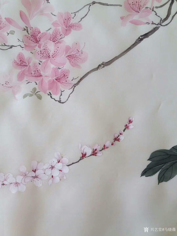 燕子花鸟春天背景