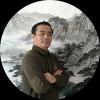 书画艺术家刘剑刚