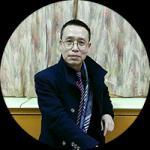 艺术家李沫池