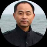 艺术家陈庆明