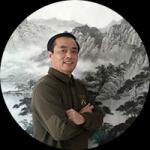 艺术家刘剑刚