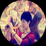 艺术家罗虹明