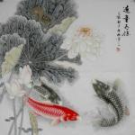 刘恒胜日志-连年有余,龙马精神【图4】