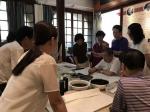 田革祥生活-文联画院讲堂交流【图1】