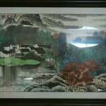 王福山藏宝-中国当代著名军旅书画家诗人王福山__ 收录于百度百科并被授予【图4】