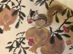 石广生日志-又瞎整出一个扇面松鼠图。今日首发【图3】