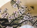 石广生日志-最近迷上画扇面,因为工作忙没时间画大画。短短的一点时间就可以【图3】