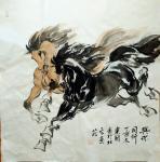 刘建国日志-近作 骏马图  请欣赏【图3】