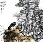 魏杰日志-魏杰花鸟画作品欣赏【图4】