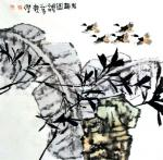 魏杰日志-魏杰花鸟画作品欣赏【图3】