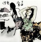 魏杰日志-魏 杰随笔中国画小作品 魏杰 江西省中国画学会理事 【图3】