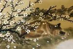 石广生日志-一只老狗,一棵老树,一口老井,一只饥渴的麻雀在贪婪地喝着吊桶【图1】