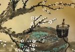 石广生日志-一只老狗,一棵老树,一口老井,一只饥渴的麻雀在贪婪地喝着吊桶【图3】