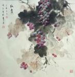 卢俊良生活-河北电视台,《跟着画家去旅行》栏目青县笔会【图3】