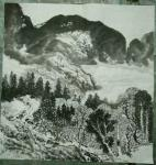 刘富华日志-山水 国画 方斗 喜欢的亲们联系详聊 刘富华【图2】