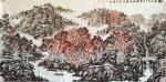 马培童日志-马培童作品,国画:焦墨焦彩的相遇,品的是心韵,醉的是墨彩,一【图2】
