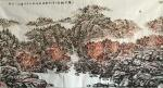 马培童日志-马培童作品,国画:焦墨焦彩的相遇,品的是心韵,醉的是墨彩,一【图4】