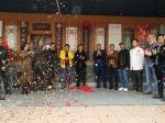 叶仲桥生活-1月20日黄道吉日,市美协国画和油画专委会的成立、市美协艺术【图2】