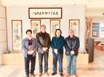 叶仲桥生活-1月30日早上给小画家们送祝福,下午接待广西壮族自治区政商代【图4】