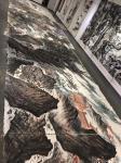 周鹏飞日志-国画《尼山颂圣图》吾历时半年创作完成:尺寸36米X5、5米 【图5】