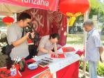 叶仲桥藏宝-2月9日接受坦桑尼亚国家电视台采访,并与广东省艺术家代表团成【图4】