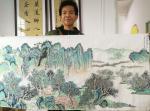唐再辉日志-大年三十,萌芽画室全体老师在此祝贺大家春节快乐,万事如意,祝【图3】