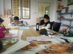 唐再辉日志-大年三十,萌芽画室全体老师在此祝贺大家春节快乐,万事如意,祝【图5】