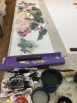 叶仲桥日志-国画《唯有牡丹真国色、花开时节动京城》!新年感觉特好!又作5【图1】