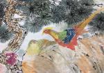 叶仲桥日志-国画《唯有牡丹真国色、花开时节动京城》!新年感觉特好!又作5【图4】