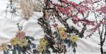 叶仲桥藏宝-近日市文联,市文化广电新闻出版局领导非常关心我创作的三十米花【图1】