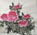 李丽芳日志-牡丹享有  国色天香,花中之王  的美誉 中国人牡丹看作是人【图1】