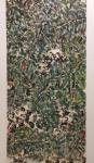 邓澍生活-应邀参加张老师的画展,他的作品极具个性令人振憾。【图2】