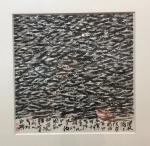 邓澍生活-应邀参加张老师的画展,他的作品极具个性令人振憾。【图4】