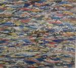 邓澍生活-应邀参加张老师的画展,他的作品极具个性令人振憾。【图5】