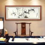 启鹏藏宝-竹有着不一般的中国传统文化含义,竹子四季常青象征着顽强的生命【图1】