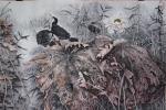 田牧日志-田牧作品家园系列,每一笔都蕴含着高超的功力和丰富的经验,笔墨【图3】