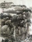 刘石夫日志-国画山水《柿虑清韵》 慎独,自律的最高境界 修身之道,最【图4】