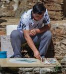 王嵩淼生活-这是我深入生活向大自然学习,吸收营养,更好的创作出有生活味道【图2】