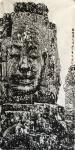 """马培童日志-五,突破焦墨画""""无人之境"""" 焦墨画对象往往以山水为主,花鸟【图5】"""