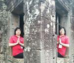 """马培童日志-九,""""佛法无边,佛在我心""""   柬埔寨的人民是信佛之国,吴【图1】"""