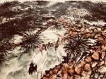叶仲桥日志-《岭南春晖》三十米花鸟长卷已经进入最后修改阶段,中国国画大师【图2】