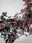 高翔日志-天地寂寥山雨歇  几生修得到梅花 高翔国画作品【图1】