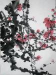 高翔日志-天地寂寥山雨歇  几生修得到梅花 高翔国画作品【图2】