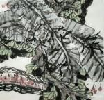 魏杰日志-国画《清茶》四幅,一杯茶品平凡人生,平常心看大千世界。欢迎品【图4】