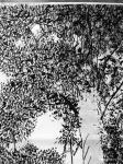 马培童日志-十二,汉画石刻皴,用笔的具体要求     石刻皴,借石刻刀【图3】