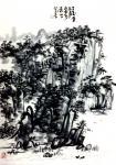 龚光万日志-回望·丁酉一一 山水画 《蜀江清晓》 《清溪垂钓》等九帧【图5】