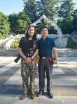 胡宝成生活-和上海昌圩生物有限公司董事长王硕,缅甸冯常海相聚西双版纳。【图2】