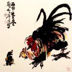 龚光万日志-回望·丁酉一一 花鸟画 《大吉图》等九帧。【图5】