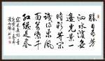 叶向阳日志-艺田笔耕:《澄怀观道》《泽润天下通达四海》《万紫千红总是春》【图3】