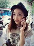 韩梅日志-为美女画肖像,有兴趣的话,你也可以提供照片,订制哦。【图1】